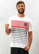 CAMISETA FLAMENGO GRAPHIC (BRANCA)