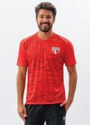 Camiseta São Paulo Hide Vermelho