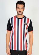 Camiseta São Paulo Part Preta