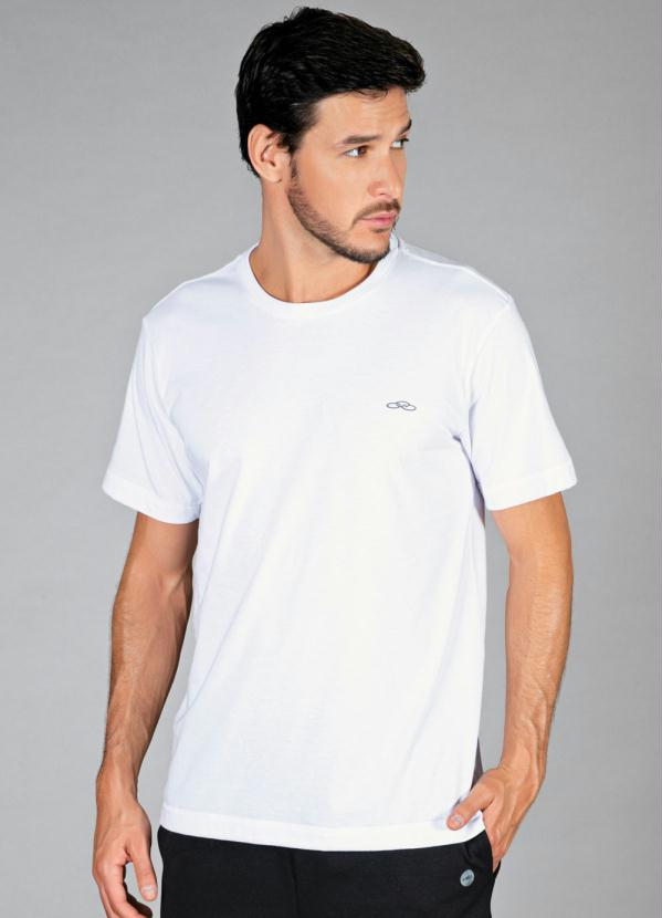 T-Shirt Olympikus Comfy (Branco)