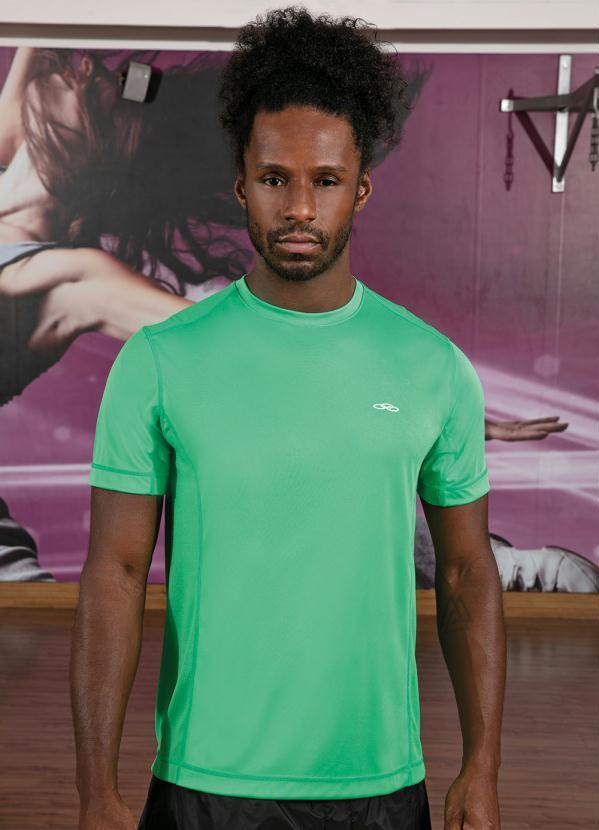T-Shirt Olympikus Gear (Verde)