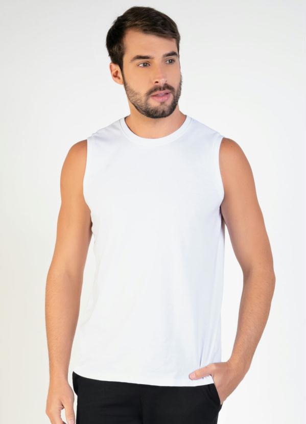 Regata Masculina (Branca)