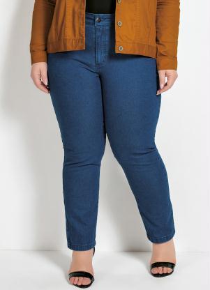 Calça Mom (Jeans) Plus Size