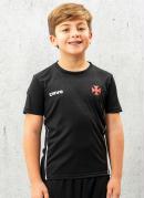Camiseta Infantil Dribble Preta