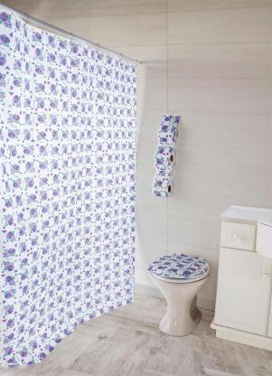 Kit 3 Peças Banheiro Hortênsia