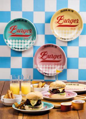 Kit Oxford Burger Laste It