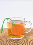 Infusor de Chá Divertido Laranja